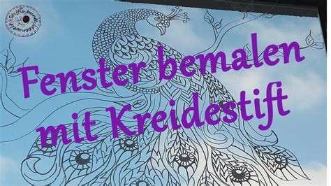 Weihnachtsdeko Fenster Bemalen by Fenster Bemalen Mit Kreidestift