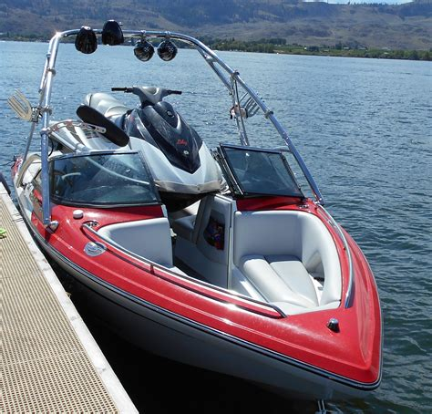 Sea Doo Boats by Sea Doo Collides With Boat In Osoyoos Infonews