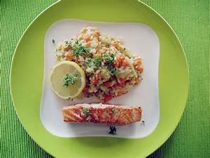 Risotto Mit Fisch : lachs mit kresse risotto rezept mit bild von ~ Lizthompson.info Haus und Dekorationen