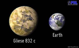 Gliese 832 c: 'Best Habitable World Candidate' Discovered ...