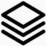 Icon Layers Layer Stack Paper Ios Library