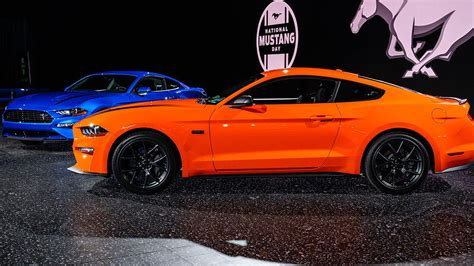 ford mustang ecoboost high performance brings focus
