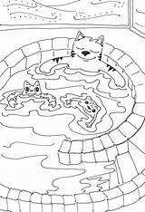 Tub Drawing Getdrawings sketch template