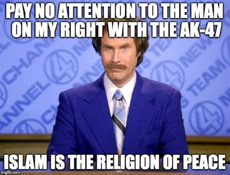 Religion Of Peace Meme - this just in imgflip