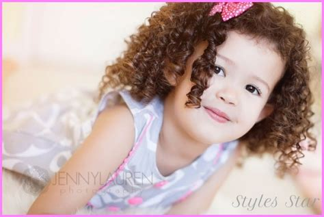 baby girl haircuts curly hair stylesstar com
