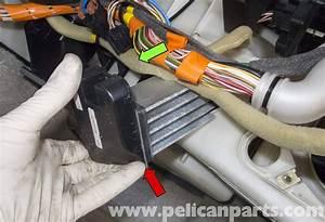 Volvo V70 Blower Motor Resistor Replacement  1998