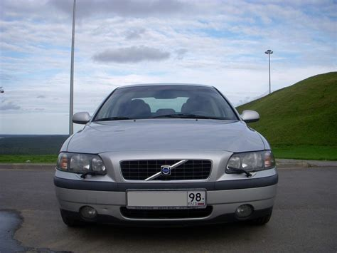 2002 Volvo S60 Problems by 2002 Volvo S60 Photos 2 4 Gasoline Ff Automatic For Sale
