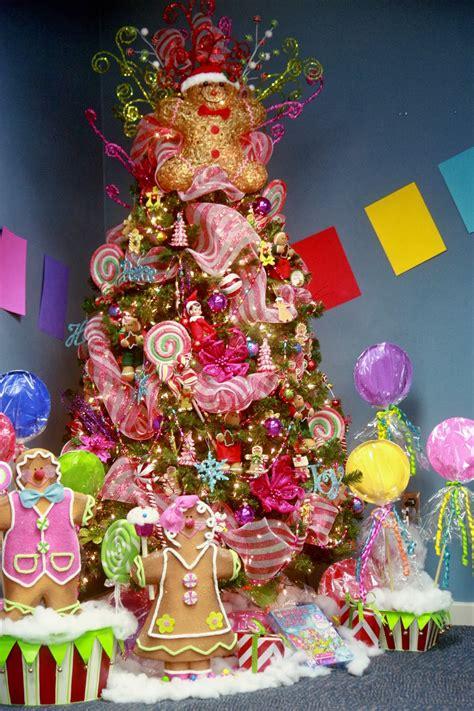 ramblings   southern girl candyland christmas tree