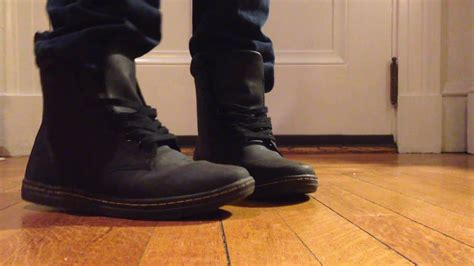 dr martens shoeplay loose laced youtube