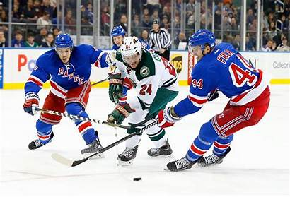 York Rangers Wild Minnesota Backgrounds Resolution Px