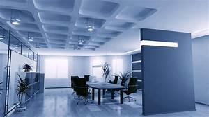 Minimalist, Office, Room