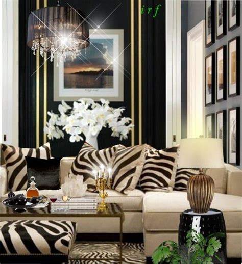 Zebra Decorating Ideas Living Room by Image Result For Black White Camel Zebra Jade Room New