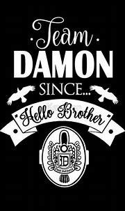 Team Damon since