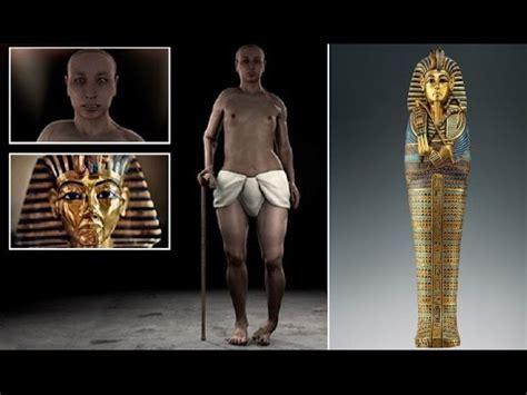 tutankhamun  girlish hips clubfoot  buck teeth