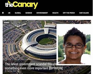 The Canary: From £500 start-up to top-100 UK news website ...