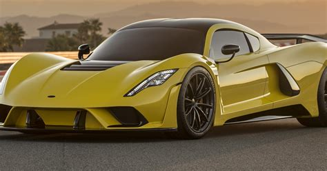 SuperCarWorld: The race for world's fastest road-legal car
