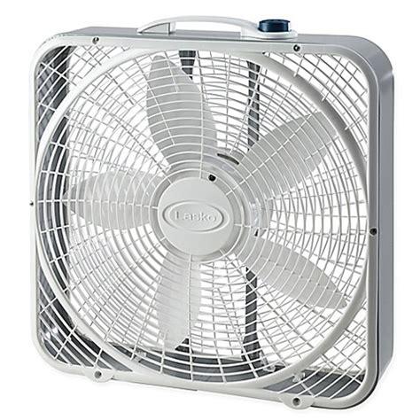 box fans on sale lasko 20 inch power plus box fan bed bath beyond