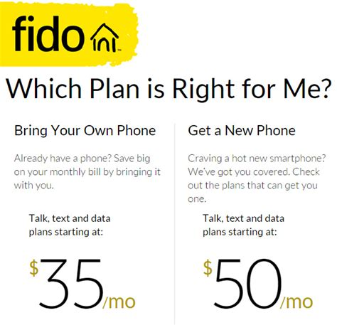 price drop on fido plans with 1gb and more