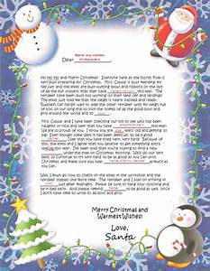 customizable letters from santa search results With personalized letters from santa north pole