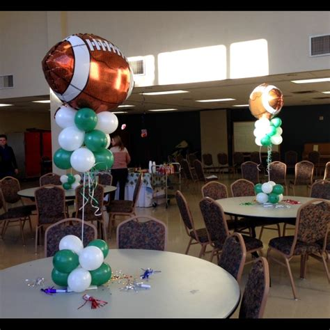sports party themesfoil balloons sporting  sports