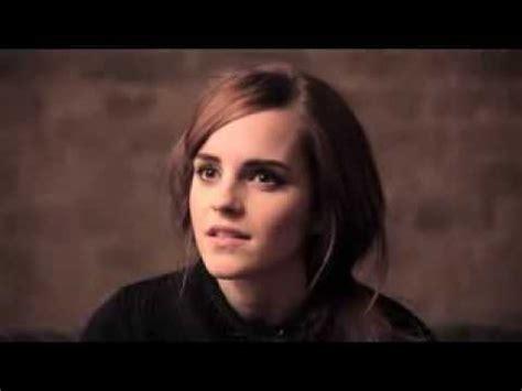 Emma Watson Elle April Bts Youtube
