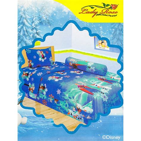 jual sprei murah sprei frozen ukuran single 120x200 di lapak skate skate