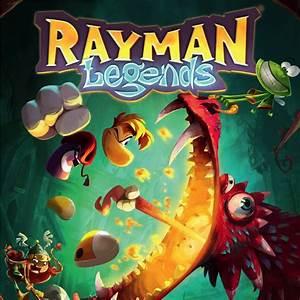 Rayman Legends GameSpot