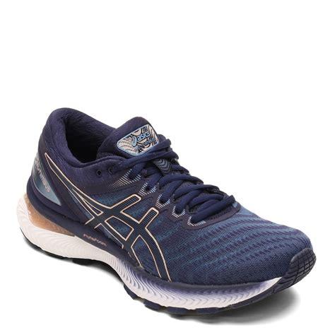 Women's ASICS, GEL-Nimbus 22 Running Shoe   Peltz Shoes