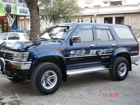 surf car 2016 toyota surf 1994 for sale in islamabad pakwheels