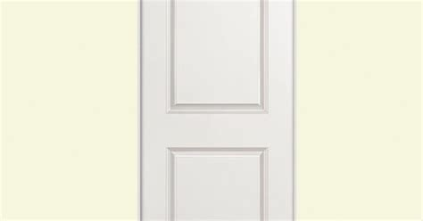 Masonite 32 In. X 80 In. Solidoor Smooth 2-panel Square