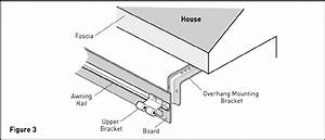 Awning Measuring Instructions For Overhangs  U2013 Sunsetter