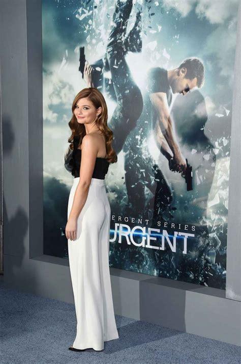 Stefanie Scott – Insurgent Premiere in New York City ...
