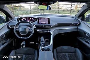 I Cockpit Peugeot 3008 : essai nouvelle peugeot 3008 ii le suv de l ann e essais f line ~ Gottalentnigeria.com Avis de Voitures