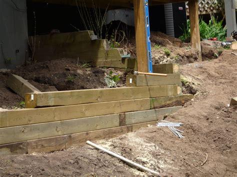 6x6 Trellis by Treated Wood Retaining Wall 4x4 4x6 6x6 Pergola S