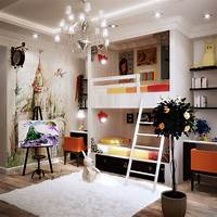 kidsroom design ideas Colorful Kids Rooms