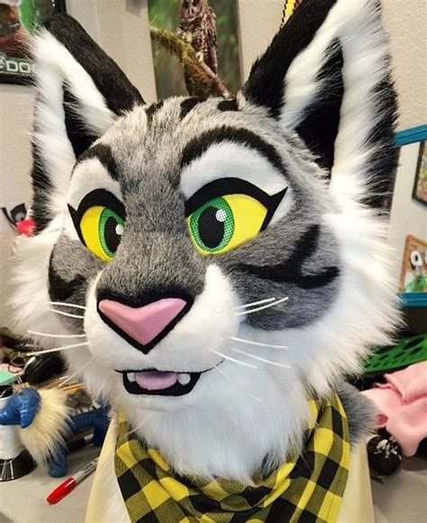 Don't Hug Cacti Fursuit Cat Meow  Furry Pinterest