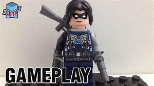 LEGO Marvel Captain America The Winter Soldier Ghost Rider ...