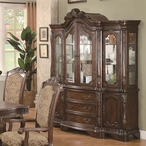 Wood Hutch Dining Room  Homesfeed. Graduation Party Decorations Ideas. Ocean Bedroom Decor. Decorative Chain Link Fence. Camping Screen Rooms