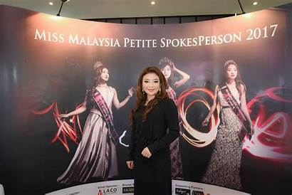 Petite Malaysia Miss Spokesperson Conference Press Sunspace