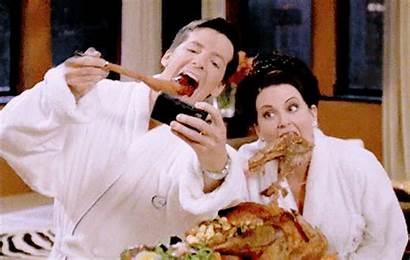 Thanksgiving Happy Animated Gifs Dinner Karen Funny