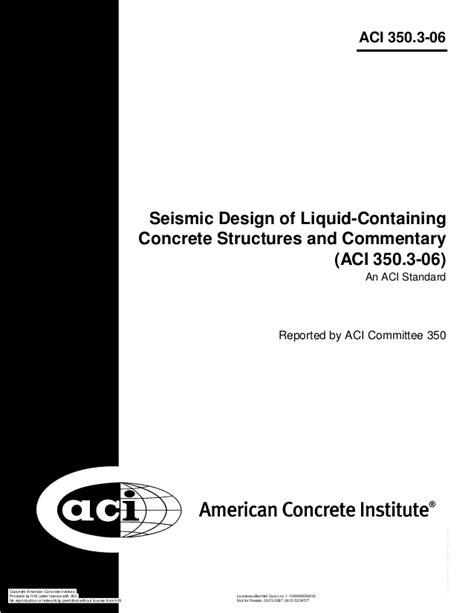 aci-350-3-06-seismic-desing-of-liquid-containing-concrete