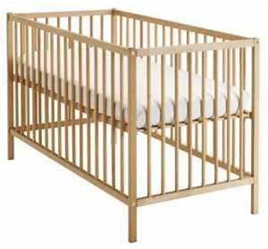Ikea Kinderbett Matratze : ikea babybett 70x140 cm in wei mit matratze kaufen beistellbett test ~ Orissabook.com Haus und Dekorationen
