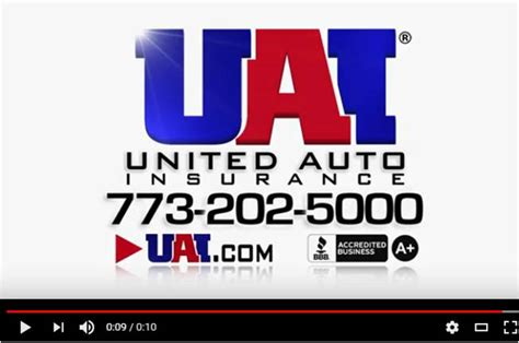 united auto insurance you ve heard or seen us before united auto insurance