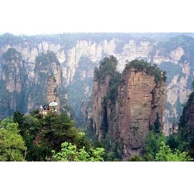 Fuck Yeah Geography • Zhangjiajie National Forest Park