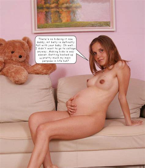 My Daddy Got Me Pregnant
