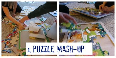 5 Cool New Ways To Play With Puzzles