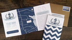 love this invite comes with a treasure map we could With nautical map wedding invitations
