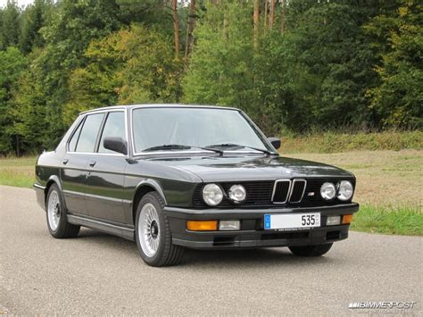 1986 Bmw M535i Automatic E28 Related Infomation