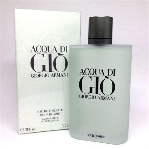 acqua  gio pour homme ml masculino  original
