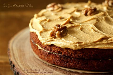 Come see our unique cake gifts! Coffee Walnut Cake | Ruchik Randhap